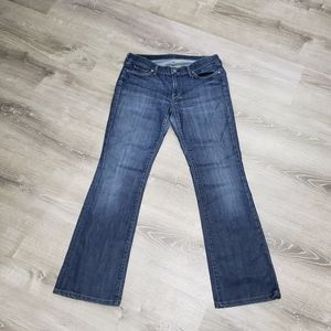 Citizens of Humanity High Rise Jeans~ Jerome Dahan